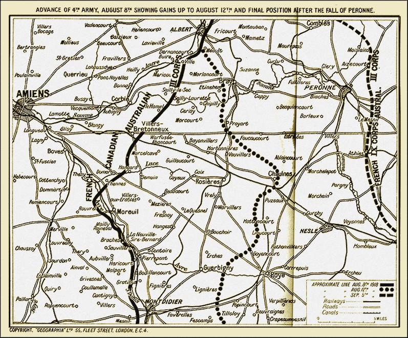 The Great War - Jul-Nov 1918 on battle of pozieres, battle of hazebrouck, battle of somme 1916, battle of amiens 1918, battle of ancre 1918, battle of sari bair, battle of gallipoli 1915, battle of bailleul, battle of cantigny, battle of passchendaele, battle of somme 1918, battle of arras, battle of cambrai, battle of hindenburg line,