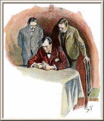 Delicious Sherlock Holmes Strand Golden Pince-nez July 1904 Convenient To Cook Historical Memorabilia Collectibles