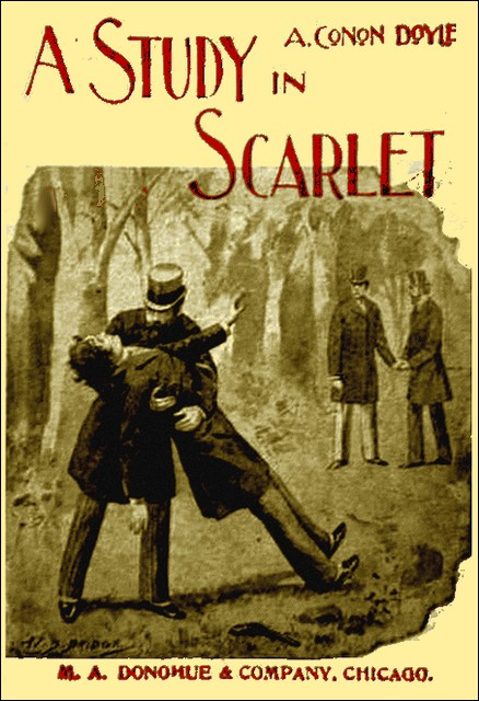 A Study in Scarlet by Arthur Conan Doyle. Search eText ...