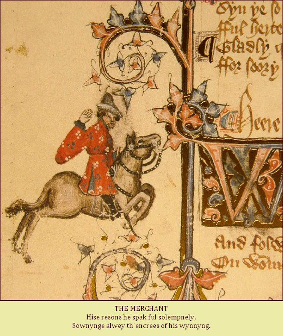 an overview of the characters in the canterbury tales by chaucer