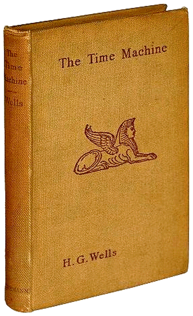 the time machine essays The novel the time machine, by hg wells presents the idea that the continued class inequality in the world will lead to destruction point the time traveler is an upper middle class man,the time traveler hated to have servants waiting at dinner (20).