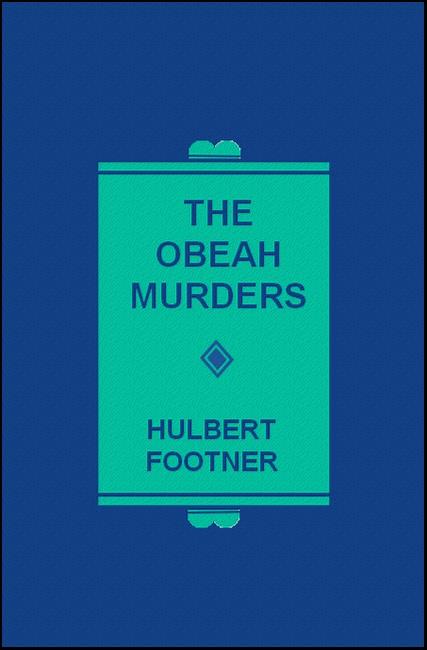 The Obeah Murders (Murder in the Sun)