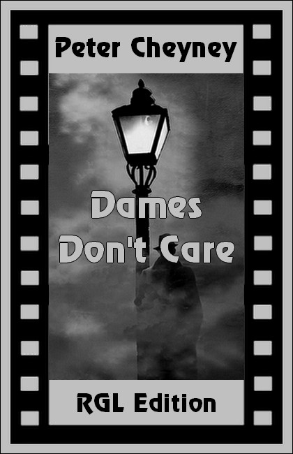 Dames Don't Care